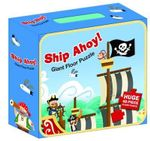 Ship Ahoy Giant Floor Puzzle - E. Myer
