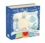 The Things I Love Collection - Secret Slipcase with Books - Trace Moroney