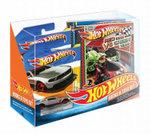Hot Wheels Books & Toy Set No 2 - Mattel