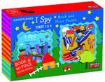 I Spy First 123 Book and Floor Puzzle - Jeannette Rowe