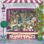 10 Crunchy Cookies - Michelle Todd
