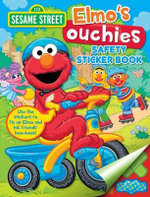 Elmo's Ouchies Safety Sticker Book - The Five Mile Press