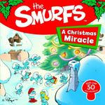Smurfs - A Christmas Miracle Storybook : With over 50 mini stickers! - The Five Mile Press