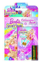 Barbie and the Secret Door Colouring and Activity Pack - The Five Mile Press