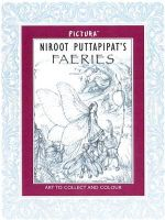 Niroot Puttapipat's Faeries : Art to Collect and Colour - Niroot Puttapipat