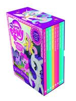 My Little Pony 8 Book Deluxe Slipcase - The Five Mile Press