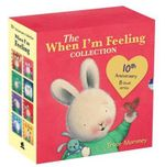 Feelings 10th Aniversary Collection Slipcase : 10th Aniversary Collection 8 Book Set - Trace Moroney