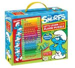 Smurfs Floor Puzzle : Learn Your 123 - The Five Mile Press
