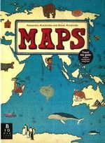 Maps - A. and ors Mizielinska