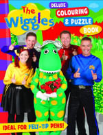 Wiggles Deluxe Colouring Book - The Five Mile Press