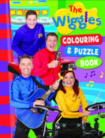 The Wiggles Colouring & Puzzle Book - The Five Mile Press