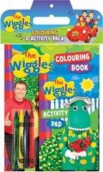 The Wiggles : Colouring & Activity Pack - The Five Mile Press