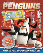Penguins of Madagascar Sticker and Activity Fun - The Five Mile Press
