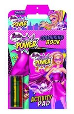 Barbie Princess Power Activity Pack - The Five Mile Press