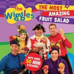 Wiggles 8x8 Storybook - The Most Amazing Fruit Salad - The Five Mile Press