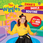 Wiggles 8x8 Storybook - Emma's Dance Routine - The Five Mile Press