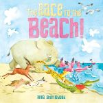 The Race to the Beach - Anna Shuttlewood