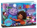 Home Deluxe Jigsaw Book : With four 96-piece jigsaw puzzles - DreamWorks