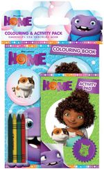 Home Colouring & Activity Pack : Order Now For Your Chance to Win!* - DreamWorks