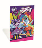 Rainbow Rocks : My Little Pony Equestria Junior Novel - The Five Mile Press