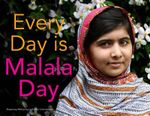 Every Day is Malala Day - Rosemary McCarney