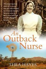An Outback Nurse - Thea Hayes