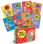 Hey Jack! That's a Cool Lunch Tin - 8 x Books in 1 x Lunch Box Tin Case - Sally Rippin