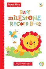 Fisher-Price Baby Milestone Record - Fisher-Price