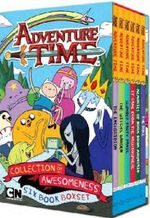 Adventure Time Collection of Awesomeness 6 Copy Slipcase - Adventure Time