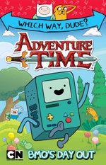 Adventure Time Which Way Dude #1 : Bmo's Day Out - Adventure Time