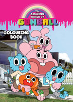 The Amazing World of Gumball Colouring Book - Gumball