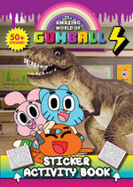 The Amazing World of Gumball Sticker Activity Book - Gumball