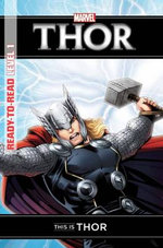 This is Thor : Marvel Ready-to-Read Level 1