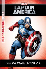 This is Captain America : Marvel Ready-to-Read Level 1
