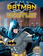 Batman Colouring and Activity Book : Batman