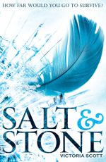 Salt & Stone : Brimstone Bleed - Victoria Scott
