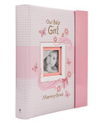 Our Baby Girl Memory Book : The Hidden World of Mormon Polygamy - Christian Art Gifts