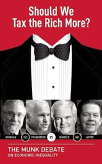 Should We Tax the Rich More? : The Munk Debate on Economic Inequality - Robert Reich