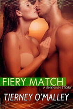 Fiery Match - Tierney O'Malley