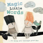 Magic Little Words - Angele Delaunois