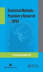Statistical Methods in Psychiatry Research and SPSS - M. Venkataswamy Reddy
