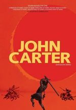 John Carter : Barsoom Series (7 Novels) a Princess of Mars; Gods of Mars; Warlord of Mars; Thuvia, Maid of Mars; Chessmen of Mars; M - Edgar Rice Burroughs