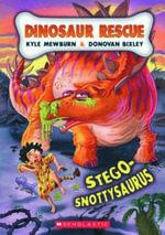 Stego-Snottysaurus : Dinosaur Rescue Series : Book 2 - Kyle Mewburn