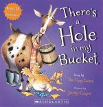 There's a Hole in My Bucket! (with CD) - Jenny Cooper