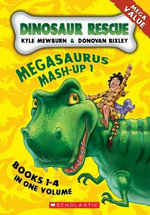 Dinosaur Rescue : Megasaurus Mash-up 1 - Kyle Mewburn