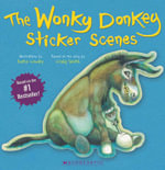 The Wonky Donkey Sticker Scenes - Craig Smith