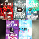 Val McDermid 5 Books Collection Pack Set - Val McDermid