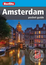 Berlitz : Amsterdam Pocket Guide : Berlitz Pocket Guides   - Berlitz