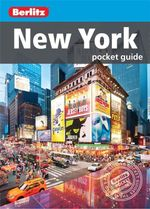 Berlitz : New York Pocket Guide : Berlitz Pocket Guides - Berlitz Publishing