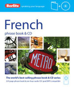 Berlitz : French Phrase Book & CD - Berlitz